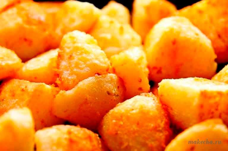 Картофель-жаренный
