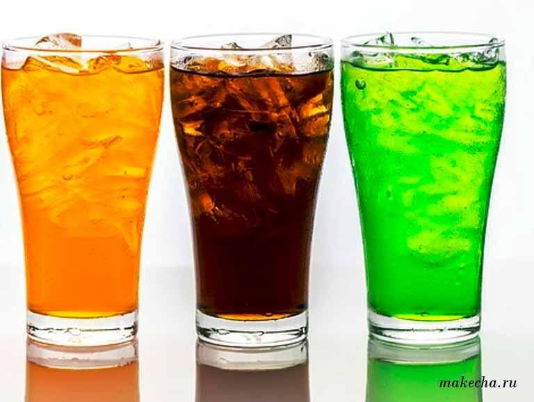 Ледяной-напиток